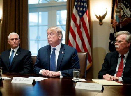 Il conservatismo guerrafondaio arraffa la Casa Bianca