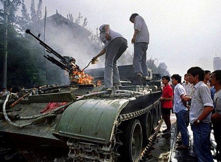"""Le menzogne su """"Tiananmen"""" di Washington non reggono più"""
