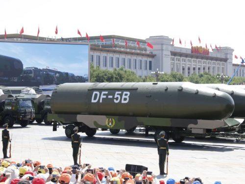 Dongfeng-5: il primo missile balistico intercontinentale della Cina