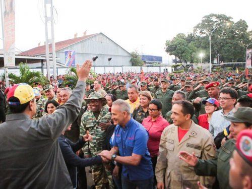 Venezuela: epicentro della disputa storica