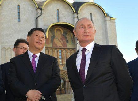 Le relazioni Cina-Russia trascendono la geopolitica