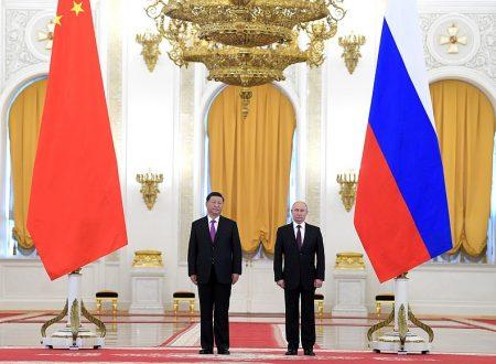 Aggiornati i legami Cina-Russia
