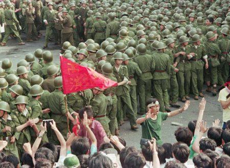 A Tiananmen, la Cina è stata salvata dal destino dell'URSS
