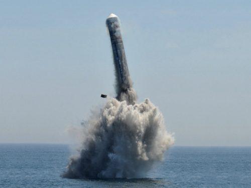 La Cina testa il rivoluzionario missile JL-3