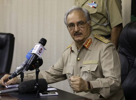 Intervista al Maresciallo Qalifa Haftar