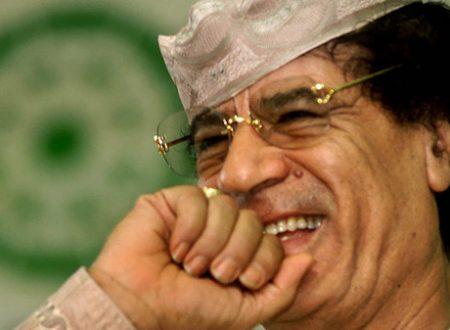 Cosa fece Muammar Gheddafi per la Libia?