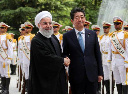La crisi USA/Iran vista dal Sol Levante