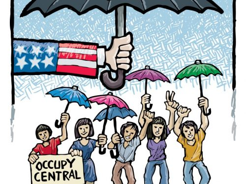 Governo e ONG degli USA istigano i tumulti ad Hong Kong