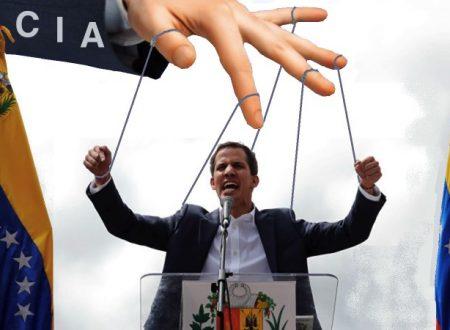 """I delegati di Guaidò derubano gli """"aiuti umanitari"""""""