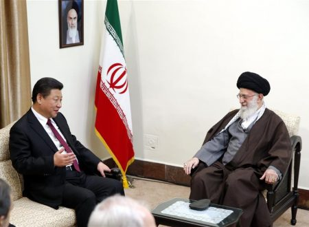 Gli USA cedono alla Cina sull'Iran