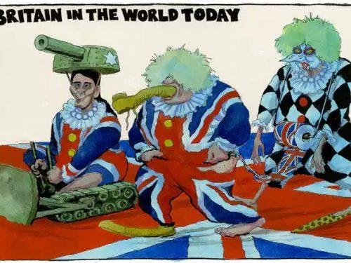 Il nuovo capitano della Gran Bretagna che affonda