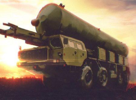 La Russia testa un nuovo intercettatore ipersonico