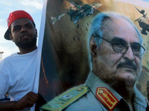 Il governo provvisorio controlla oltre il 90% del territorio libico