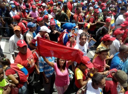 Terroristi israeliani e statunitensi dovevano uccidere Maduro