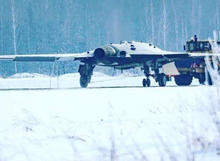 Il drone S-70 Okhotnik: il nuovo multiruolo della Russia