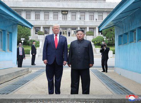 L'ultimatum di Pyongyang dietro l'ultimo vertice Trump-Kim sulla DMZ?