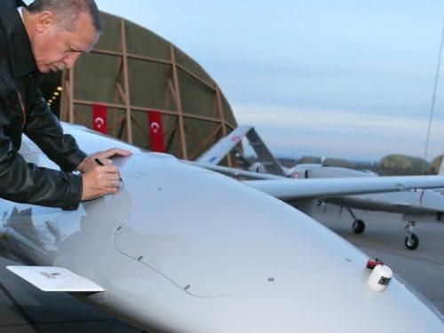 Droni turchi consegnati a Misurata per il GNA