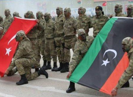 L'avventura libica di Erdogan
