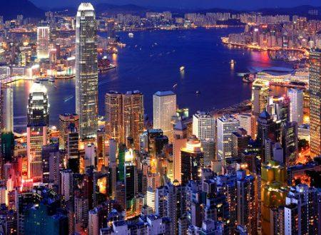 """La """"rivoluzione colorata"""" degli USA ad Hong Kong"""