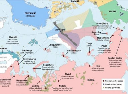 La strategia militare della Russia è puramente difensiva