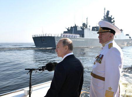 Perché la Marina russa rimane tra le più potenti al mondo