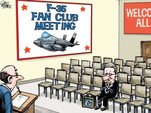 """Gli Stati Uniti """"liberano"""" la Turchia del programma F-35"""