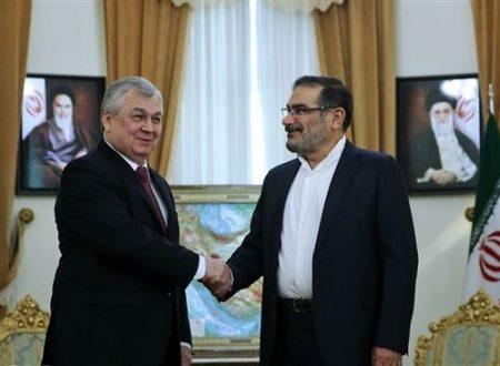 L'inviato di Mosca informa Teheran sull'incontro Russia-Israele-Stati Uniti