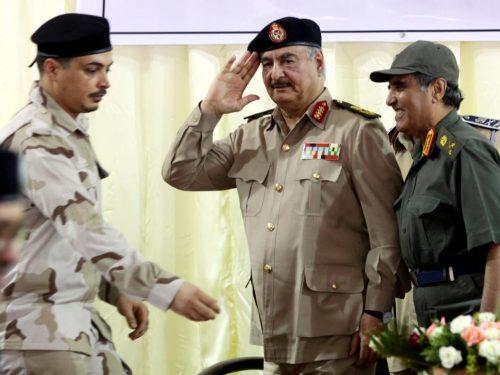 Libia, l'intervento occulto turco