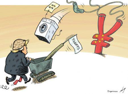 Perché gli Stati Uniti diffondono bugie sulla Cina