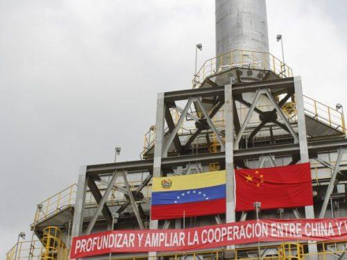 Il Venezuela si assicura nuovi investimenti petroliferi cinesi