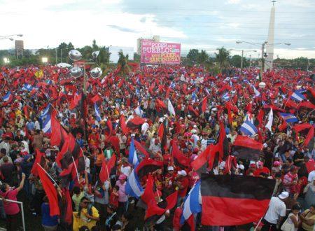 Il Nicaragua celebra 40 anni di rivoluzione