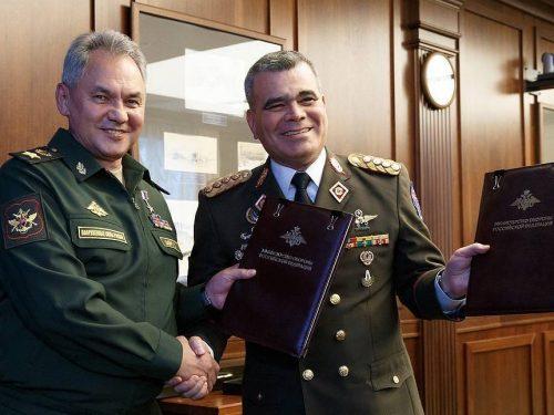 La cooperazione militare tra Russia e Venezuela scoraggia i guerrafondai
