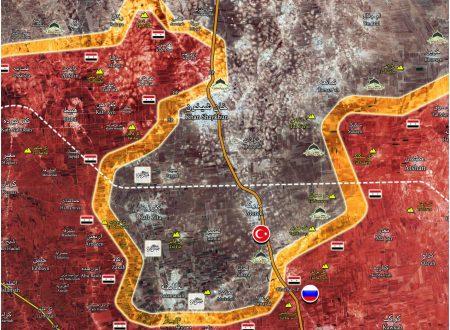 Idlib in fiamme, Erdogan, strumento di Stati Uniti e Israele
