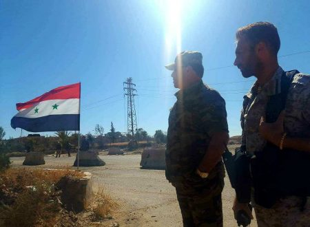 Intervista al Generale siriano Hasan Hasan
