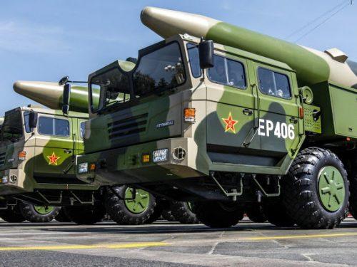 Gli Stati Uniti lasciano l'INF per puntare i missili contro la Cina