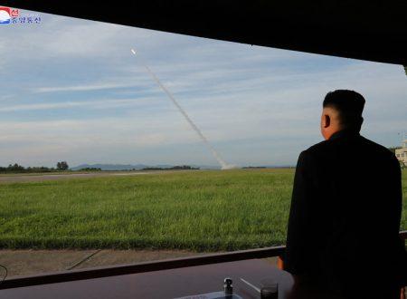 Congratulazioni alla Corea del Juché per il 7.mo test missilistico