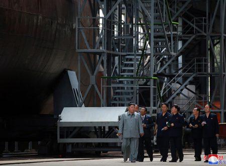 Il nuovo sottomarino nordcoreano è tre volte più potente del predecessore