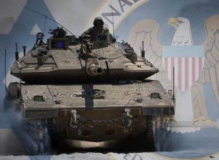L'asse Israele – NSA nella guerra ad Hezbollah