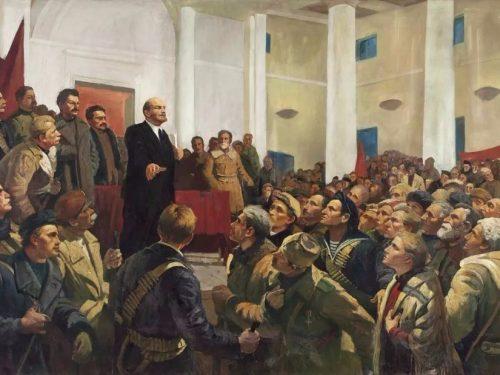 """Il mito del """"Bolscevismo ebraico"""""""