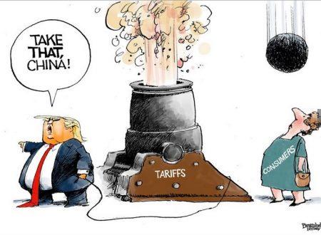 Trump, Cina e mercati azionari
