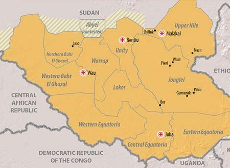 Breve storia della guerra sporca della CIA nel Sud Sudan
