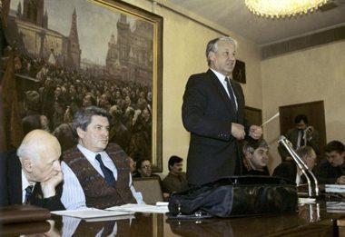 Il traditore Sakharov