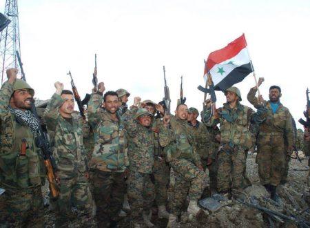 L'Esercito Arabo Siriano è ora più potente che mai