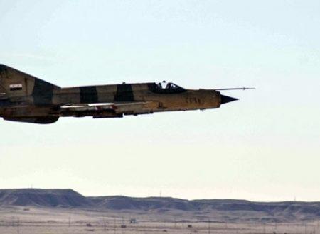 Quando il MiG-21 è superiore all'F-22