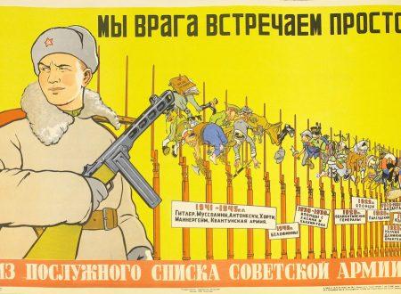 """Demolire i miti sul cosiddetto """"Patto Sovietico-Tedesco"""""""