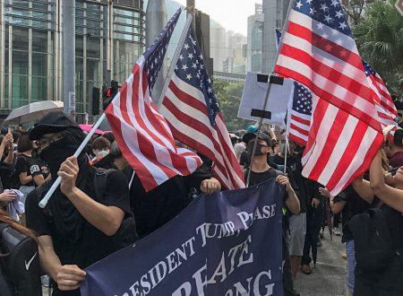I media occidentali presentano i teppisti a Hong Kong come eroi. Ma lo sono?