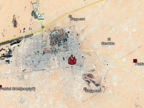Colpo mortale alla Casa dei Saud