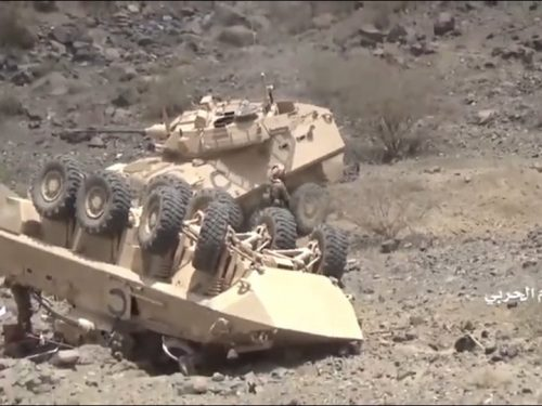 3 brigate saudite annientate dall'offensiva huthi in Arabia Saudita