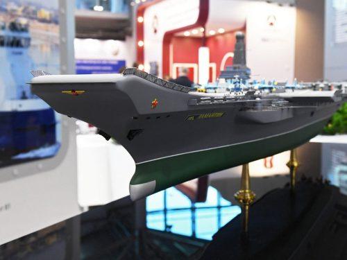 La Russia è pronta a costruire una nuova portaerei