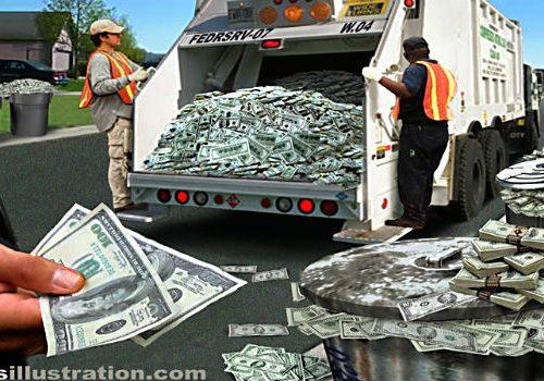 La FED di corsa inietta nel sistema finanziario 53 miliardi di dollari